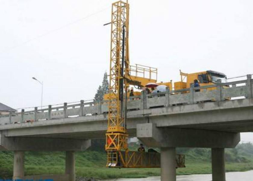桥梁加固施工及检测鉴定